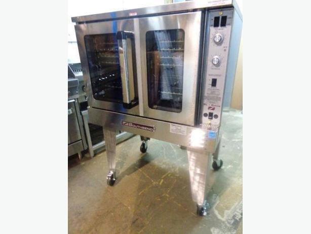 COMMERCIAL CONVECTION OVEN GAS, PROPANE, ELECTRIC,