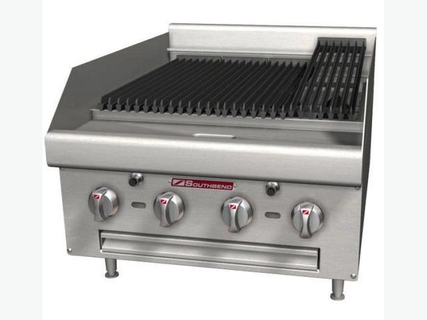 GRIDDLE, FLAT TOP GRILL, THERMOSTATIC GRILL, CHARBROILER,