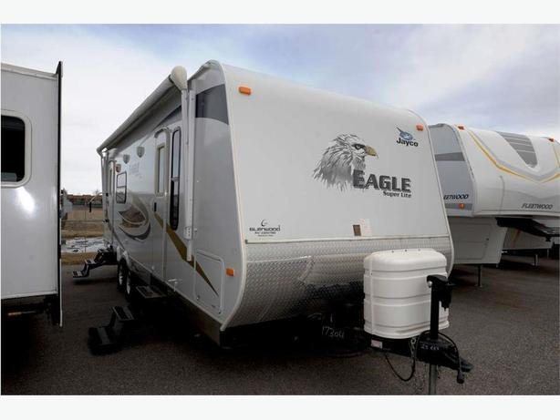 2010 Jayco EAGLE SUPER LIGHT 256RKS