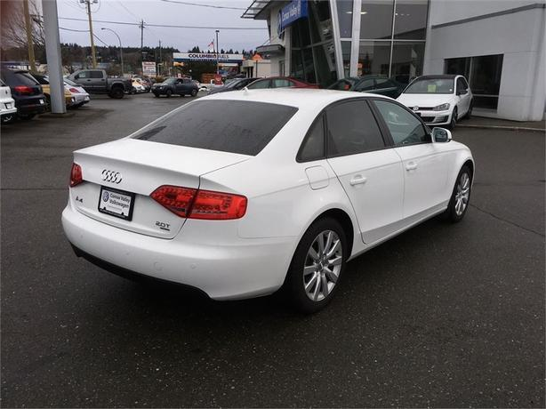 2012 Audi A4 2 0t Courtenay Campbell River Mobile