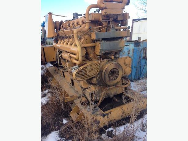 398 DIESEL CATERPILLAR ENGINE