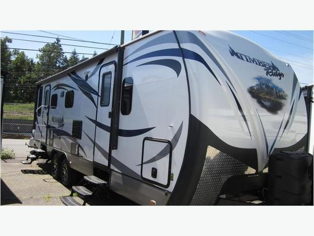 2016 Outdoors RV Timber Ridge 250RDS -