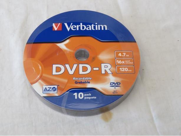 Verbatim  DVD -R Recordable disc