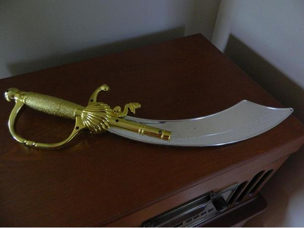 Brand New Fancy Sword Great for Halloween Cosume