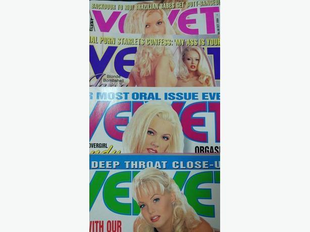 Velvet Magazines