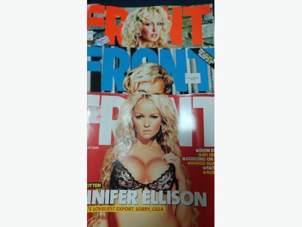 FRONT Magazines