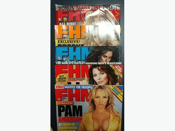 FHM Magazines