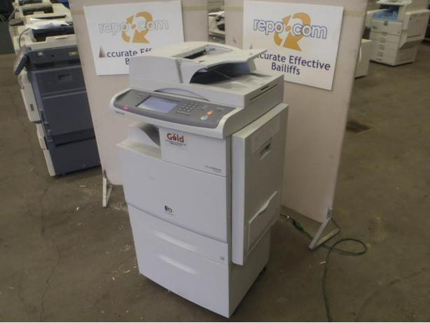 2008 Samsung C8380ND Multi Xpress Colour Xpression Copier