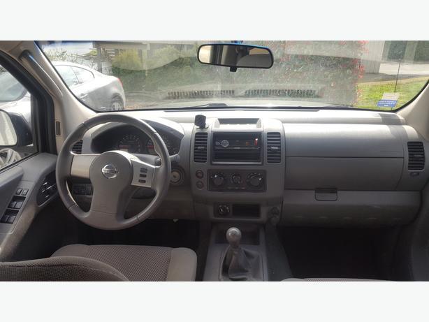 2005 Nissan Frontier 4 Door