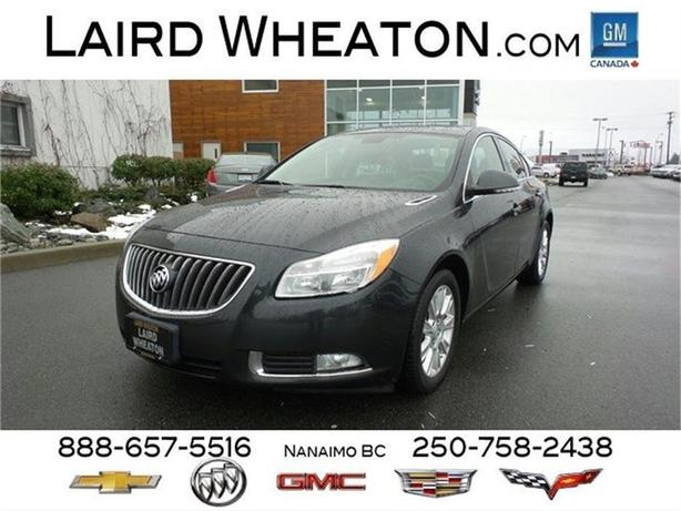 2013 Buick Regal eAssist w/ Ultrasonic Rear Park Assist