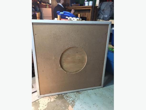 4x4 Dart board
