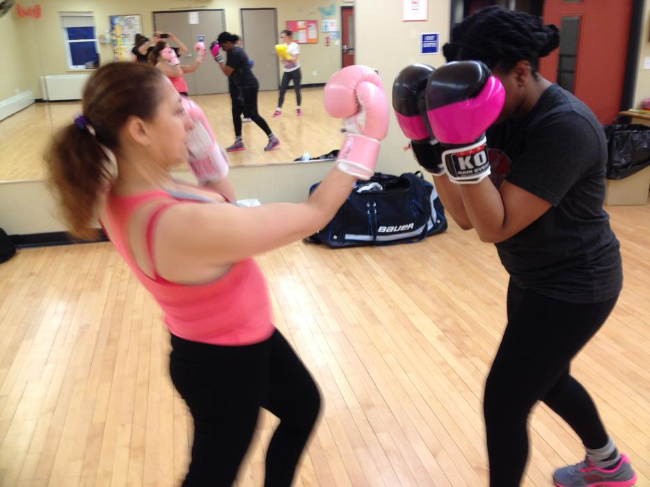 Boxing Classes Kitchener Waterloo