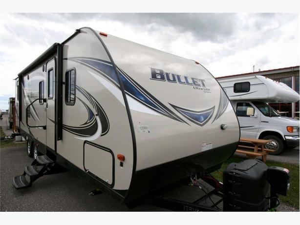 2017 KEYSTONE RV BULLET TT 272BHS