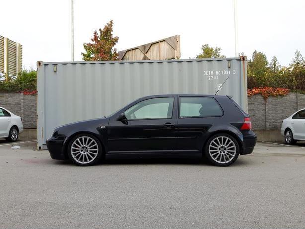 2003 volkswagen gti 20th anniversary outside victoria victoria. Black Bedroom Furniture Sets. Home Design Ideas