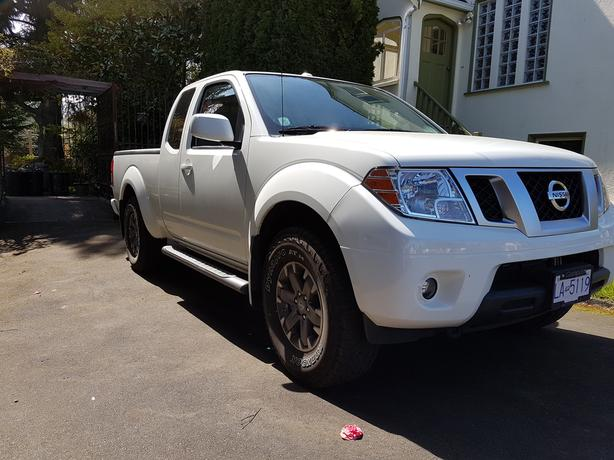 Running Board For Nissan Frontier