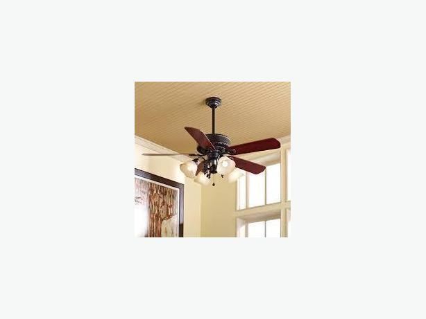 Ceiling Fan With Lights Malahat Including Shawnigan Lake