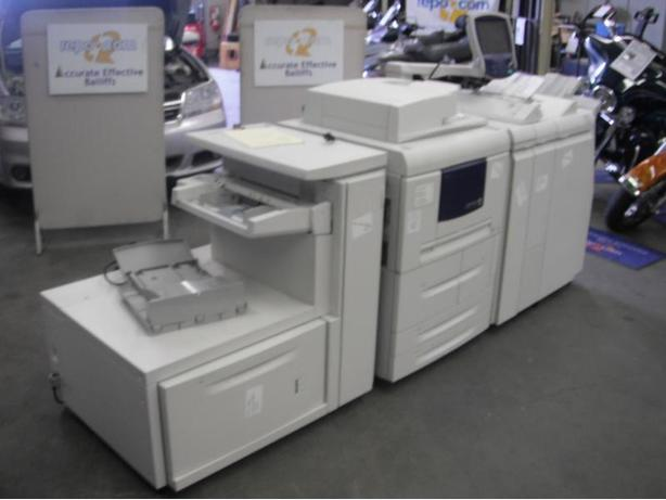 Xerox 4112 Photocopier With Sorter