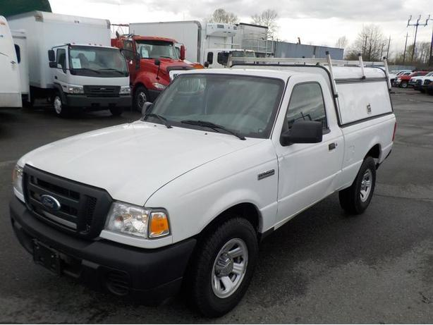 2010 Ford Ranger Regular Cab Short Box 2WD with Canopy