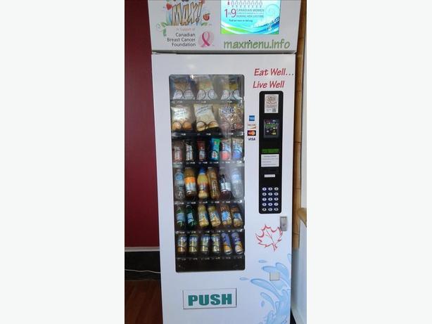 st vending machine location