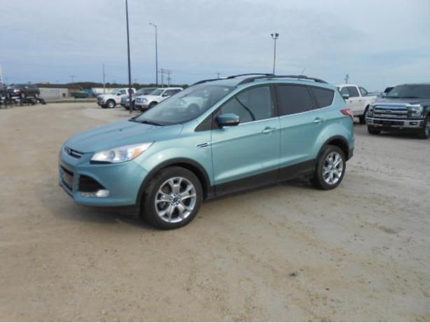 2013 Ford Escape SEL FWD *Leather* 6X245A