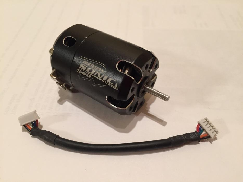 Reedy 5 5 turn brushless motor saanich victoria for Turn and burn motors