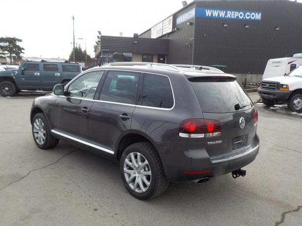 2008 volkswagen touareg v8 fsi outside comox valley. Black Bedroom Furniture Sets. Home Design Ideas