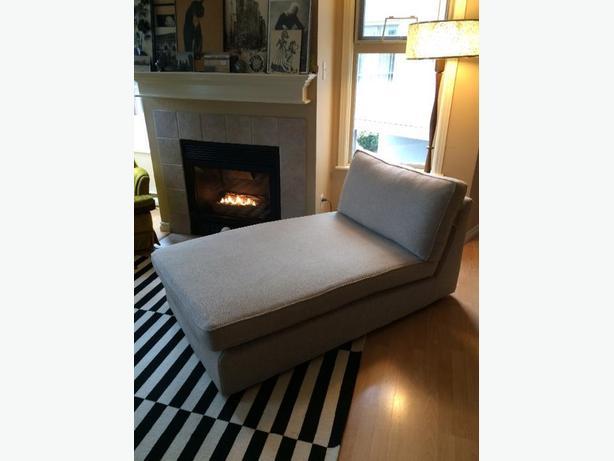 Beige Ikea Chaise Victoria City