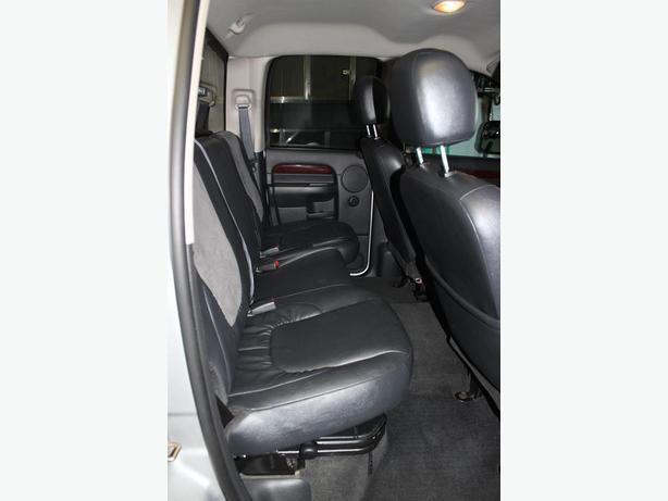 2003 Dodge Ram Laramie 2500 Quad Cab 4x4