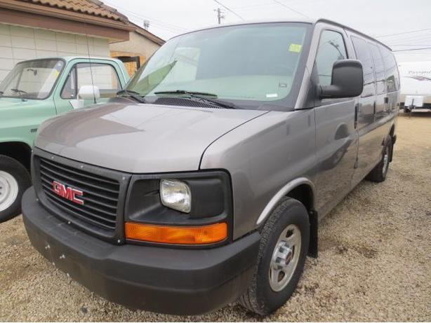 2007 GMC SAVANNA 1500