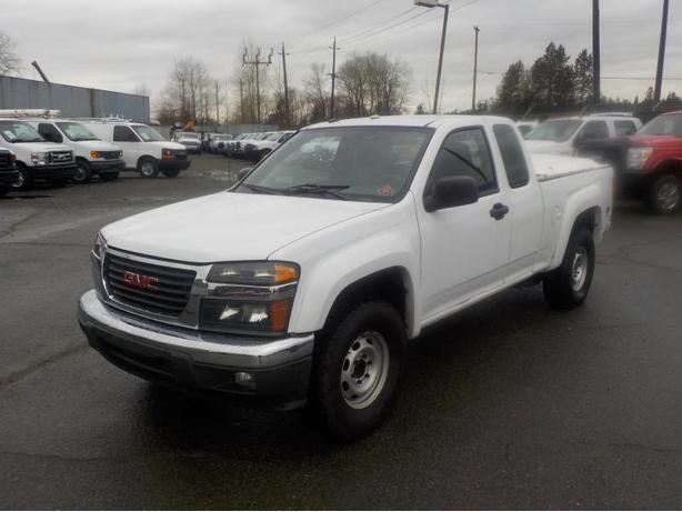 2008 GMC Canyon Ext. Cab Short Box 2WD