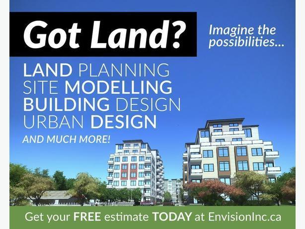 Got Land? — 3D Land Planning & Urban Design Services!