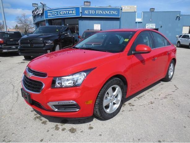 2015 CHEVROLET CRUZ 2 LT
