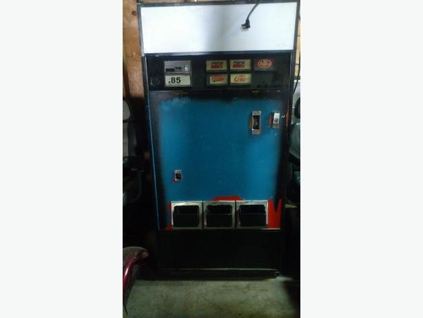 Drink vending machine