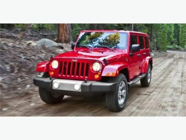 2014 Jeep Wrangler Unlimited Sahara | Navigation | COMING SOON*