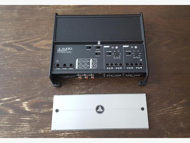 JL Audio XD400 / 4v2 4-channel car amplifier