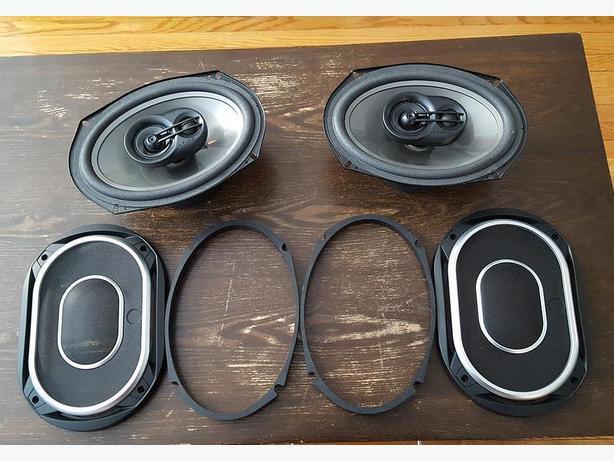 """JL Audio C2-690tx Evolution™ C2 Series 6""""x9"""""""