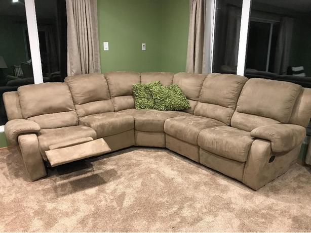 FREE: sectional couch