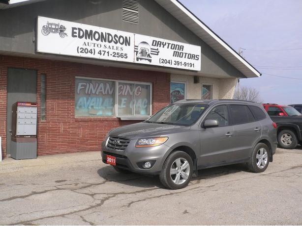 2011 Santa Fe Limited AWD