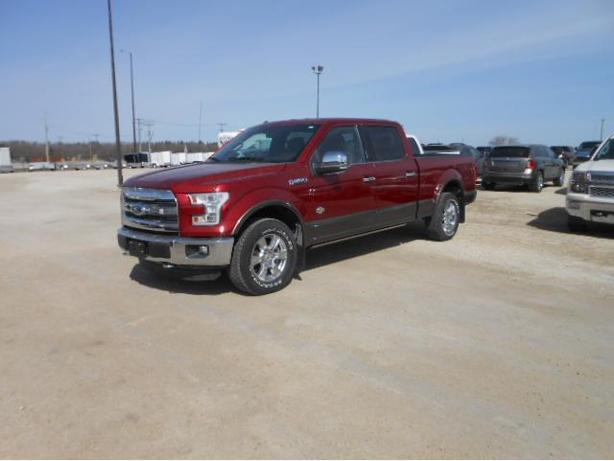 2015 Ford F-150 SuperCrew King Ranch 7X149A