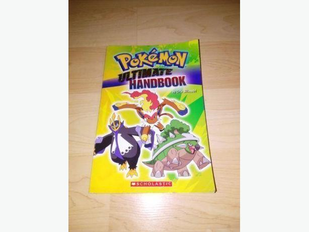 Pokemon The Ultimate Handbook
