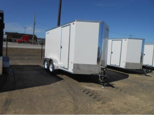 2017 Rainbow 6X12 Excursion Cargo Trailer Barn Doors HH4060