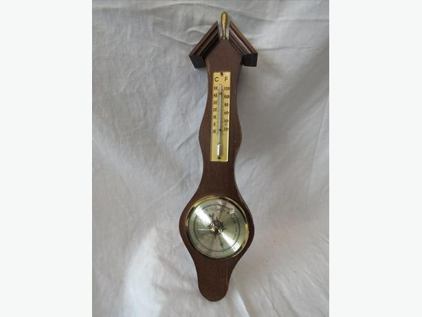 Barometer  - Banjo style