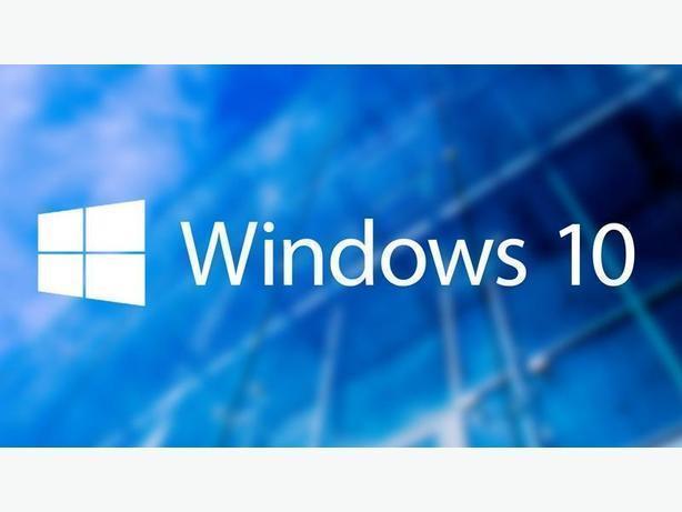 $40 · UPGRADE FROM VISTA OR WINDOWS 7 TO WINDOWS 10.
