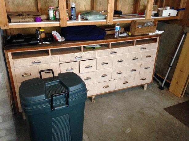 Multi-drawer Storage Unit, Office Desk & Chairs, File Cabinets, Dolly