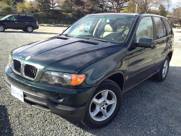 2001 BMW X5 3.0 I6 - All Wheel Drive