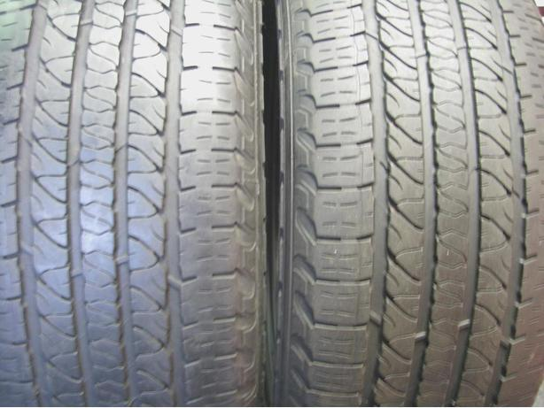 3 GOODYEAR FORTERA HL 265/50/20 R20 107T ALL SEASON TIRES 65%