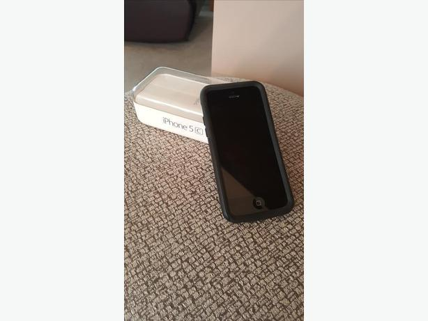 Iphone 5C 16g including Otterbox