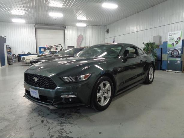 2016 Ford Mustang #I5742 INDOOR AUTO SALES WINNIPEG