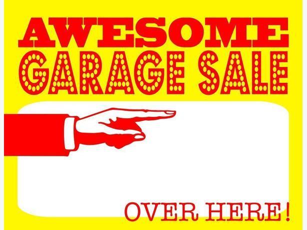 Kitchener Garage Sale May