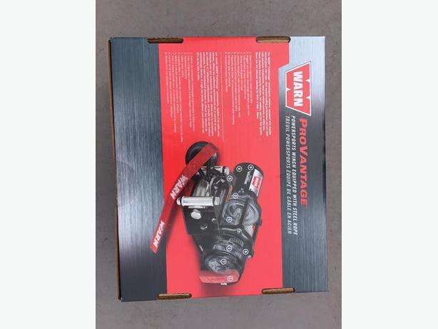 Brand New Warn Pro-advantage ATV Winch